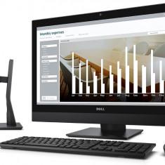 Aio DELL, OPTIPLEX 7440 AIO, Intel Core i5-6600, 3.30 GHz, HDD: 500 GB, RAM: 8 GB, unitate optica: DVD, video: Intel HD Graphics 530, webcam - Sisteme desktop cu monitor