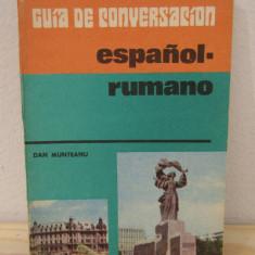 Dan Munteanu - Guia de conversacion : Espanol-rumano