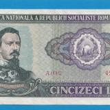 50 lei 1966 10 - Bancnota romaneasca