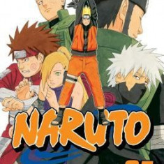 Naruto, Volume 37 - Carte in engleza