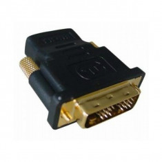 GEMBIRD ADAPTOR; DVI-D T la HDMI-C M; A-HDMI-DVI-2 - Adaptor interfata PC
