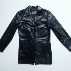 Palton piele naturala Cinque; marime S, vezi dimensiuni exacte; impecabil - Palton dama, Marime: S, Culoare: Din imagine