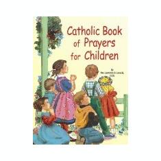 Catholic Book of Prayers for Children