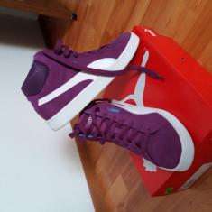 Adidasi - Adidasi dama Puma, Culoare: Mov, Marime: 39
