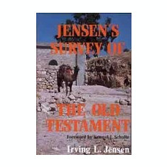 Jensen's Survey of the Old Testament - Carte in engleza