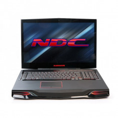 Laptop DELL ALIENWARE M18x R2; CORE I7; 2.3 GHz; 8 GB RAM; 320 GB HDD; nVIDIA GeForce GTX 660M; 18.4 INCH; DVDRWBD - Laptop Alienware