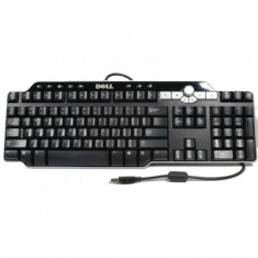 Tastatura Dell; layout:NOR;NEGRU;BLUETOOTH SK-8135