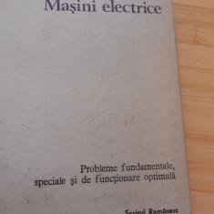 AUREL CAMPEANU--MASINI ELECTRICE - Carti Electrotehnica