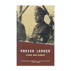 Panzer Leader - Carte in engleza
