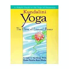 Kundalini Yoga - Carte in engleza