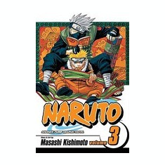 Naruto, Volume 3 - Carte in engleza