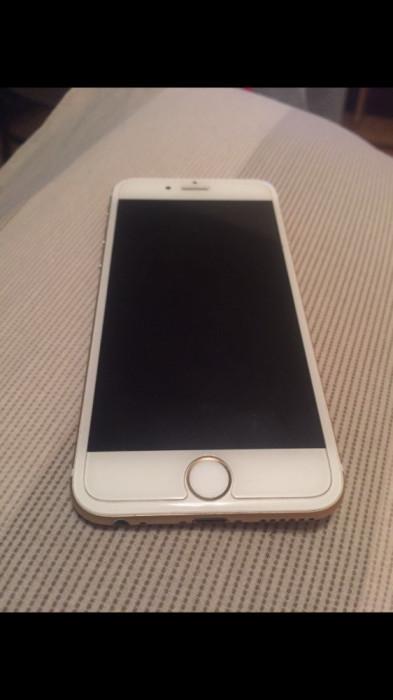 Vând IPhone 6 Gold foto mare