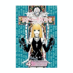 Death Note, Volume 4 - Carte in engleza