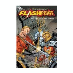 The World of Flashpoint Featuring Wonder Woman - Carte in engleza
