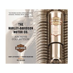 The Harley-Davidson Motor Co. Archive Collection - Carte in engleza