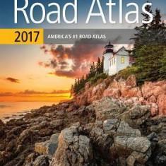 Road Atlas 2017: Americas's # 1 Road Atlas - Harta Rutiera
