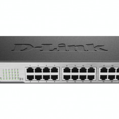 SWITCH, D-LINK model: DES-1024D; PORTURI: 24 x RJ-45 10/100;