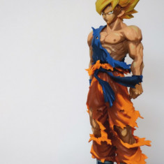 Figurina anime Dragon Ball Z Goku 34 cm - Figurina Desene animate Altele
