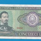 50 lei 1966 11 - Bancnota romaneasca
