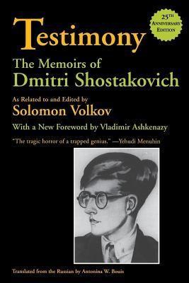 Testimony: The Memoirs of Dmitri Shostakovich foto