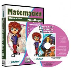 Matematica clasa a iii-a vol.ii - Soft pentru copii