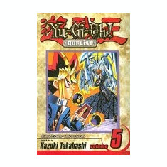 Yu-GI-Oh! Duelist: Volume 5 Blue-Eyes Ultimate Dragon - Carte in engleza