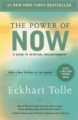 The Power of Now: A Guide to Spiritual Enlightenment foto mare