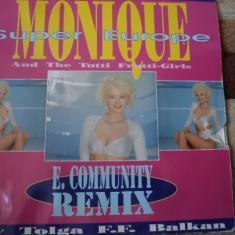 Monique tutti frutti girls super europe maxi single 12