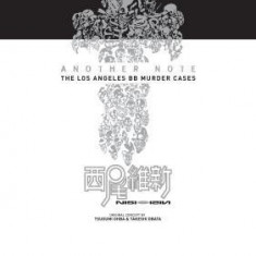 Death Note: Another Note, the Los Angeles BB Murder Cases - Carte in engleza