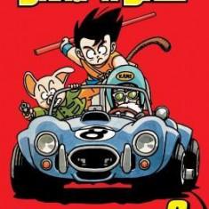 Dragon Ball, Vol. 8 - Carte in engleza