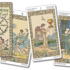 Harmonious Tarot - Carte in engleza
