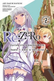 RE: Zero: -Starting Life in Another World-, Vol. 2 (Manga)