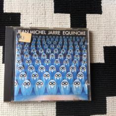 Jean Michel Jarre Equinoxe album cd disc muzica ambientala synth pop 1978