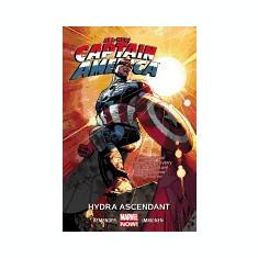 All-New Captain America, Volume 1: Hydra Ascendant - Carte in engleza