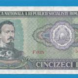50 lei 1966 7 - Bancnota romaneasca