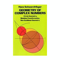 Geometry of Complex Numbers - Carte in engleza