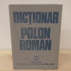 Dictionar Polon-Roman - Anda Mares, Nicolae Mares