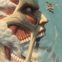 Attack on Titan Anthology - Carte in engleza