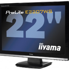 MONITOR IYAMA; model: PROLITE E2202WS-B2; 22