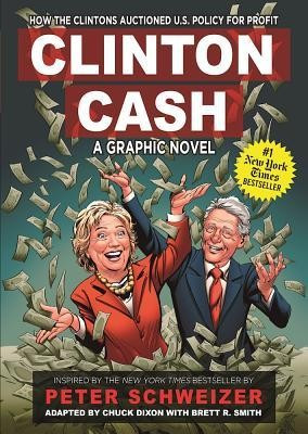 Clinton Cash: A Graphic Novel foto mare