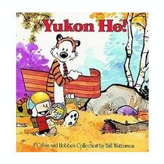 Yukon Ho! - Carte in engleza