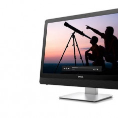 Aio DELL, INSPIRON 24-5459, Intel Core i3-6100T, 3.20 GHz, HDD: 1000 GB, RAM: 8 GB, unitate optica: DVD RW, video: Intel HD Graphics 530, webcam - Sisteme desktop cu monitor