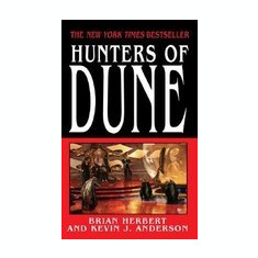 Hunters of Dune - Carte in engleza