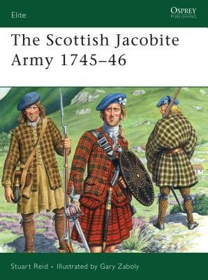 The Scottish Jacobite Army 1745-46 foto mare