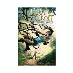 Lara Croft and the Frozen Omen - Carte in engleza