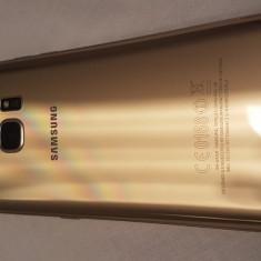 Samsung s7 gold .telefonul este nou cu factura si garantie cumparat sin romania - Telefon Samsung, Auriu, 32GB, Neblocat, Single SIM