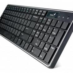 Tastatura GENIUS; model: LUXE MATE i220; layout: US; Negru; USB