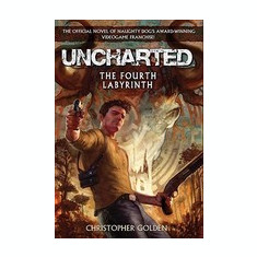 Uncharted: The Fourth Labyrinth - Carte in engleza