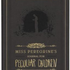 Miss Peregrine's Journal for Peculiar Children - Carte in engleza