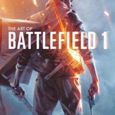 The Art of Battlefield 1 - Carte in engleza